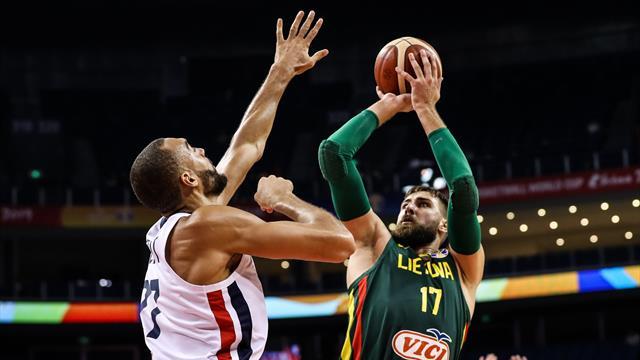 La FIBA reconnaît une erreur d'arbitrage en faveur de la France
