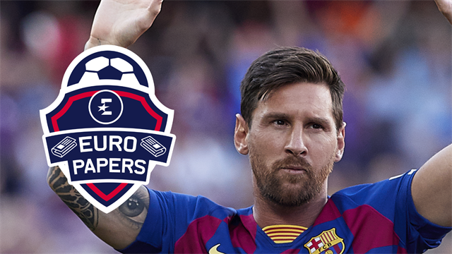 Barcelona to offer Lionel Messi lifetime contract - Euro Papers