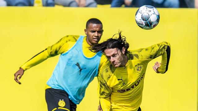 """""""Wird eng"""": BVB bangt um Einsatz von Abwehr-Duo gegen Leverkusen"""
