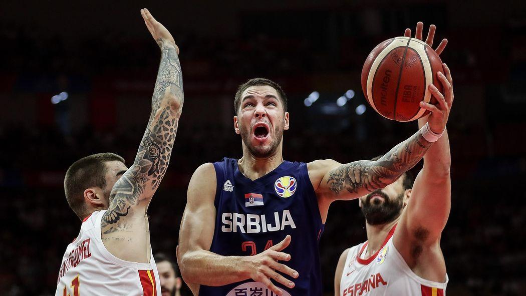 FIBA World Cup: Spain brush aside Serbia, Argentina thump
