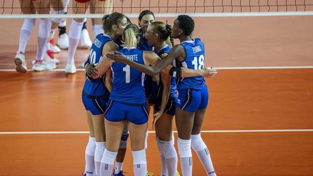 Italia medaglia di bronzo agli Europei, Polonia ko: dopo 10 anni torniamo sul podio!