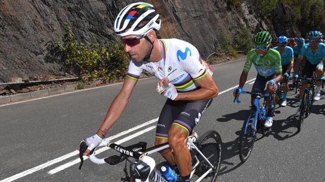 Vuelta a España 2019, lo que te perdiste (15ª etapa): Valverde ataca y Roglic resiste