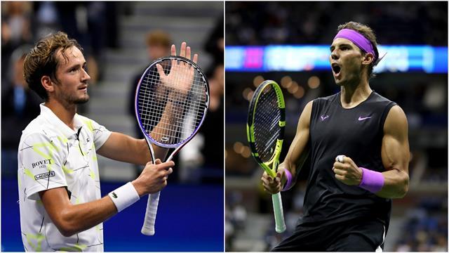US Open-magasinet: Slik kan Medvedev beseire Nadal i finalen