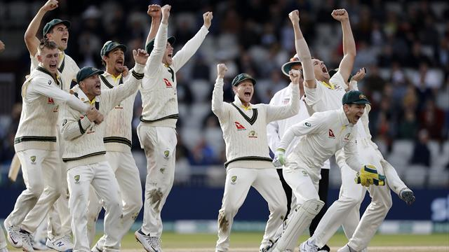 Australia retain Ashes after victory at Old Trafford