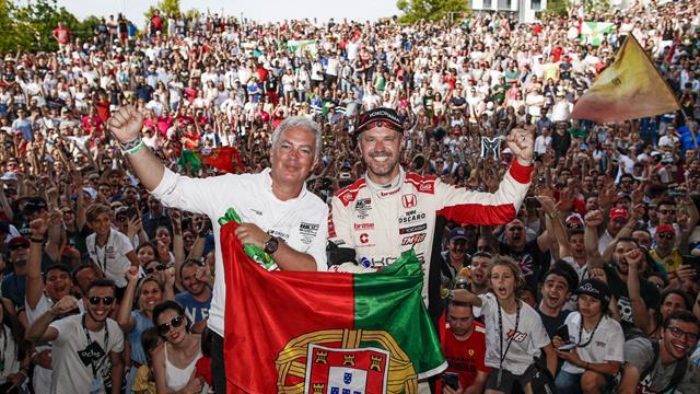 La saison 2019 de WTCR : Manches 16-18, Portugal