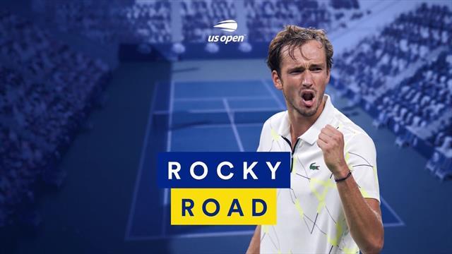 US Open | De even indrukwekkende als controversiële weg van Medvedev naar de finale