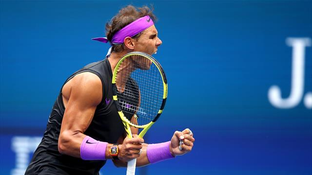 'Stand tall, you are closing in' - Tennis world reacts to Rafael Nadal's 19th Grand Slam triumph