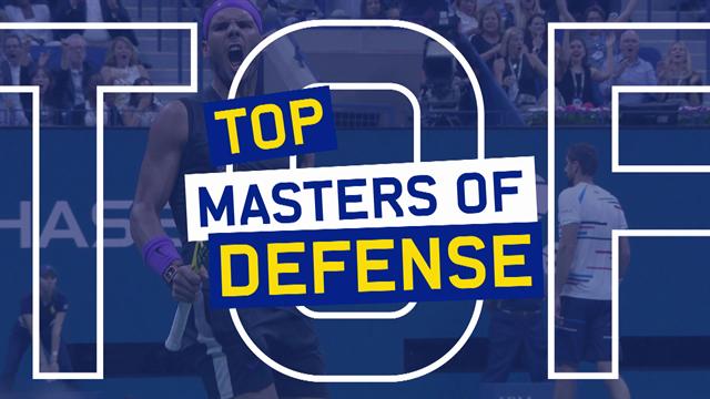 Top 5 US Open: le difese più incredibili del torneo, da Koepfer a Nadal