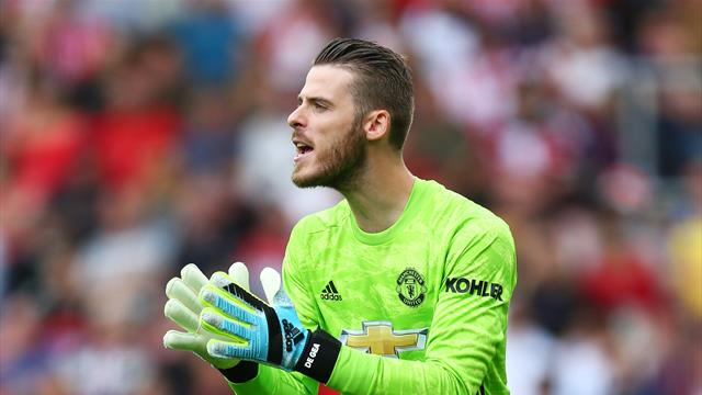 De Gea wanted by Juve on free transfer - Paper Round