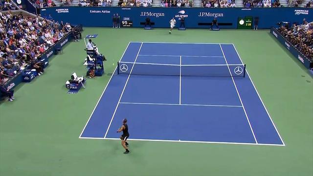 Von wegen glatter Final-Sieg: Nadal verschlägt Smash - Medvedev fightet sich zurück