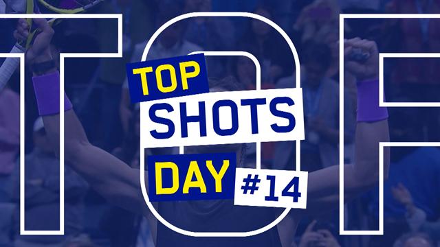 Top 5: i colpi più belli della finale tra Nadal e Medvedev, che spettacolo!