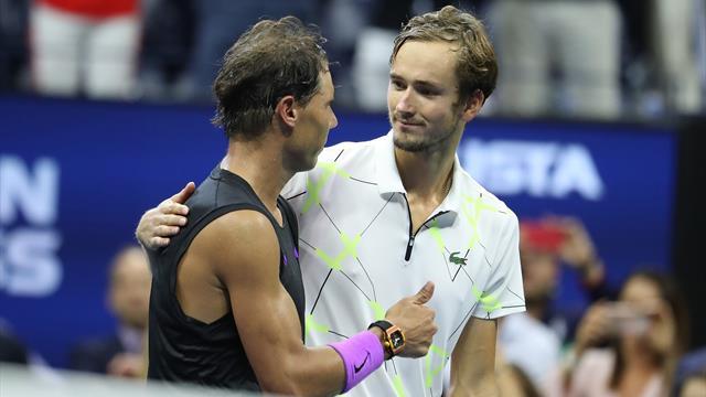 Le pagelle degli US Open 2019: Nadal+Medvedev, finale indimenticabile. Berrettini è storia