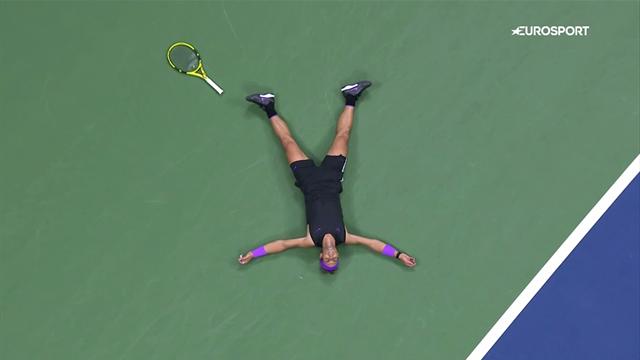 Медведев отыграл два матчбола, третьим Рафа решил судьбу турнира