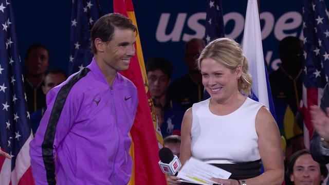 """Nadal nach """"crazy"""" US-Open-Sieg: """"Einer der emotionalsten Momente meiner Karriere"""""""