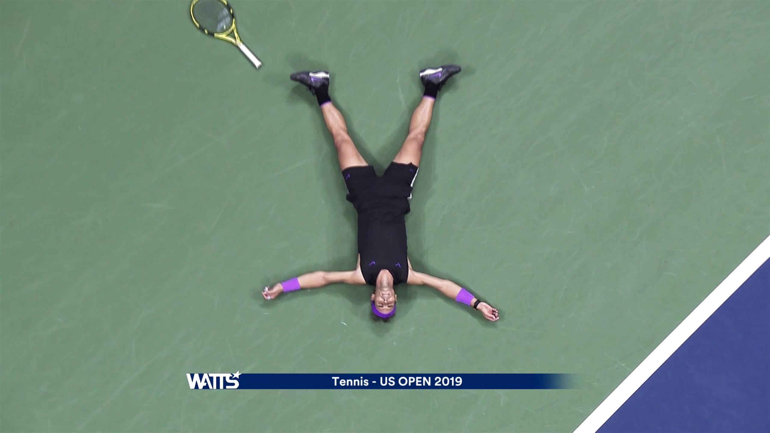 Смешные моменты, крутые удары и грубые ошибки игроков на Открытом чемпионате США (ВИДЕО)