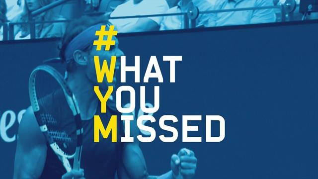 US Open | What You Missed van het mannentoernooi