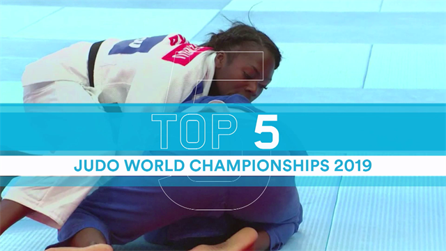Top 5 from the World Championships