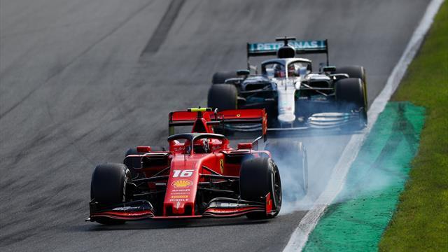 Keine Strafe für Leclerc: Hamilton kündigt härteren Fahrstil an