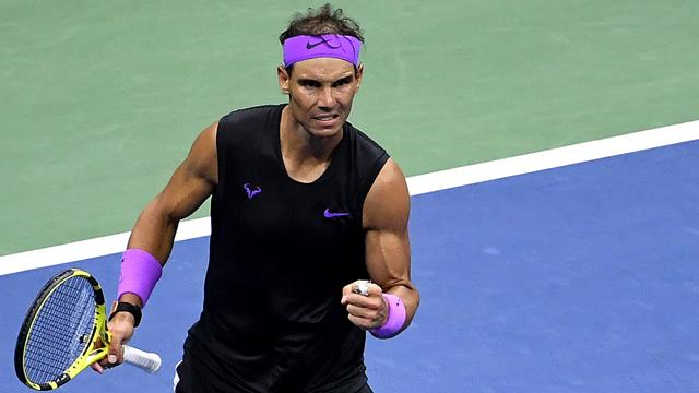 De beste momenten van het 2019 seizoen van Rafael Nadal