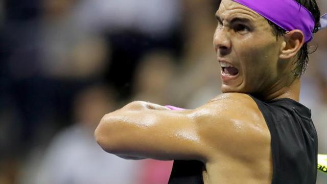 Des larmes et un 19ème Grand Chelem pour Rafael Nadal — US Open