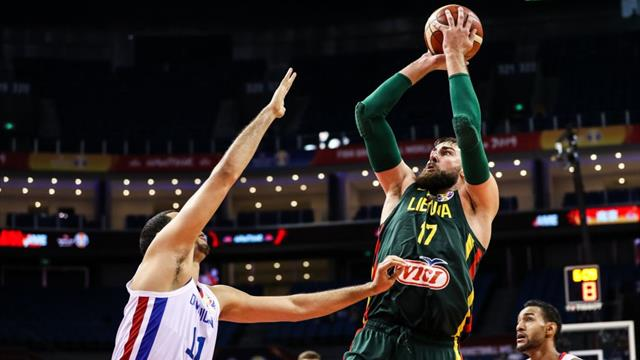 Highlights - Lithuania beat Dominican Repubic