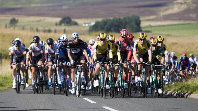 Cuatro carreras ciclistas cogen el relevo a La Vuelta en Eurosport