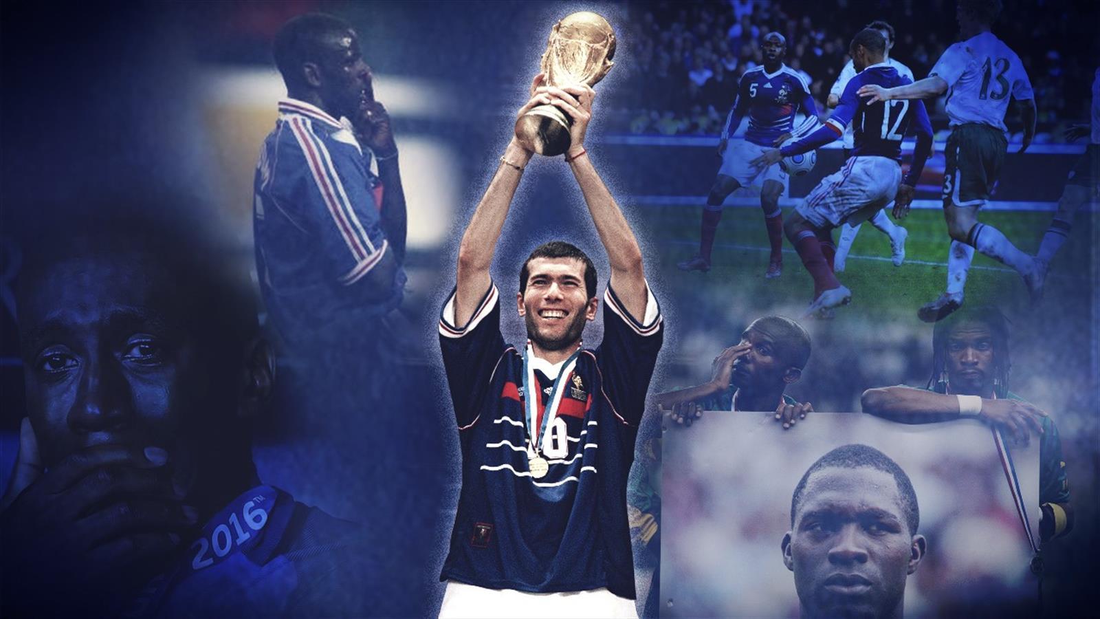 Ce soir, c'est la centième : le Stade de France et les Bleus