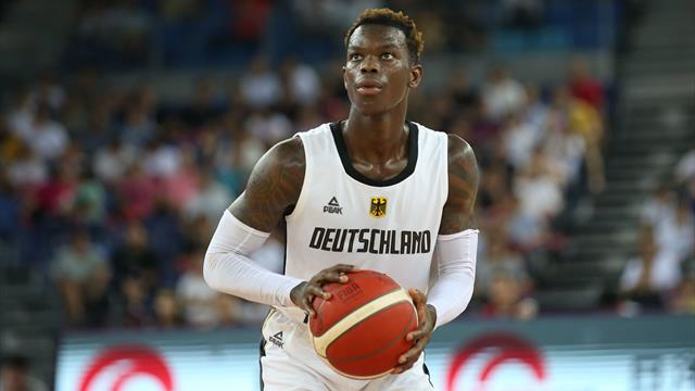 Minimalziel erreicht: Deutsche Basketballer bleiben im Rennen um Olympia