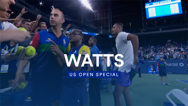WATTS - Best of US Open 2019