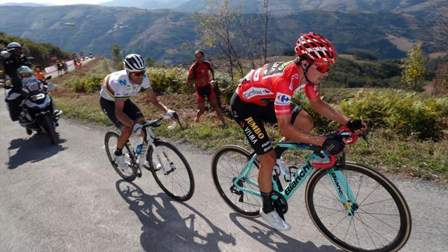 Vuelta 2019, Tappa 17: Aranda de Duero-Guadalajara in Live Streaming su Eurosport 1 e Player