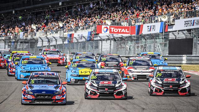 WTCR Race of China build-up: Welcome to the #WTCR2019SUPERGRID