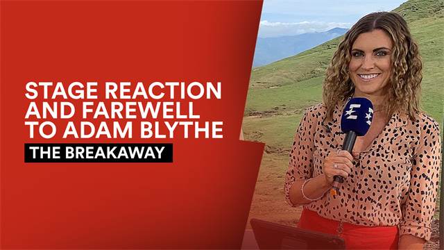 The Breakaway - Live from the misty mountain as Blythe bids farewell