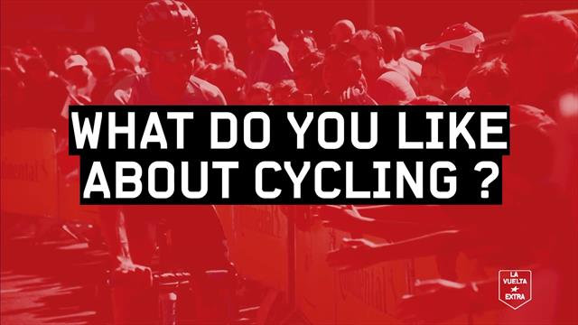 The BIG question: What do riders like about cycling?