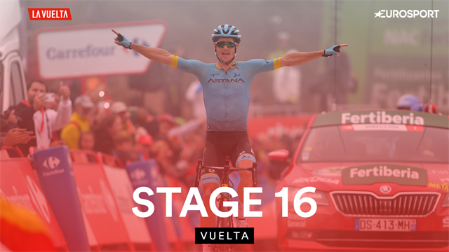 Highlights of another brilliant mountain stage at La Vuelta