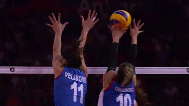 La Serbie et Popovic en mode force tranquille, la Turquie transcendée : le top 5 points de la finale