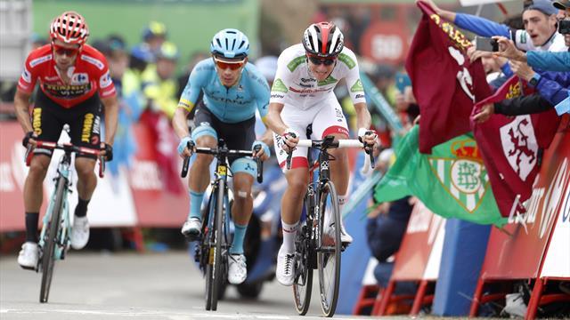 Lo que queda de Vuelta a España 2019: Seguir cabreándose o confiar en el 'comodín Fuente Dé'