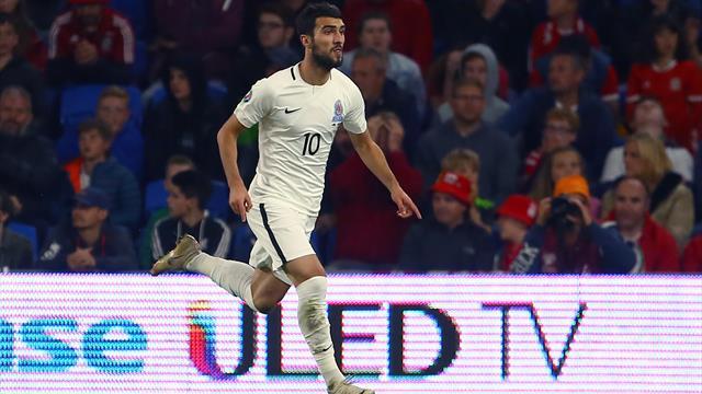 Stunner earns Azeris draw with Croatia