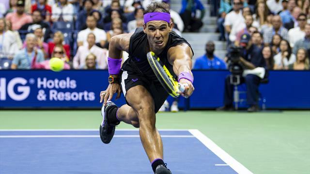 US Open 2019: Tras la gloria en Nueva York, las ATP Finals son el último reto pendiente para Nadal