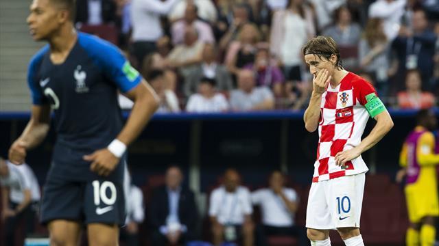 Aserbajdsjan sjokkerte Modric og Kroatia