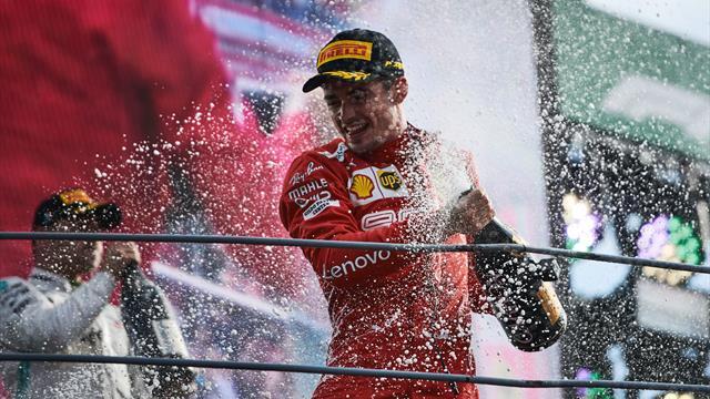 """Charles Leclerc senza limiti: """"Ora voglio assolutamente vincere il mondiale"""""""