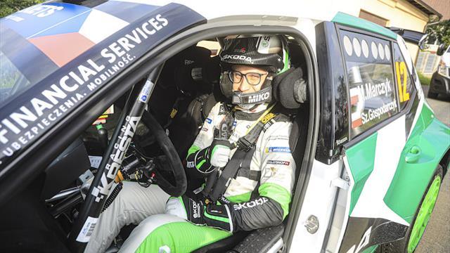 Les pilotes ERC en forme sur les rallyes nationaux