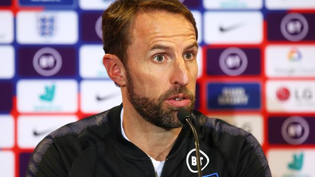 Southgate: Expect changes against Kosovo