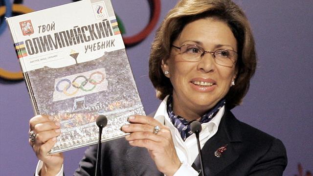 Dreimal Paarlauf-Olympiasiegerin: Eislegende Rodnina wird 70