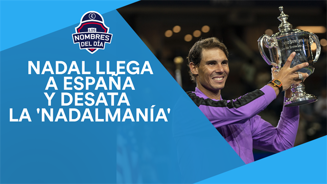 Nadal, Pogba, Maradona, la selección española de baloncesto y Fuglsang, los nombres del día