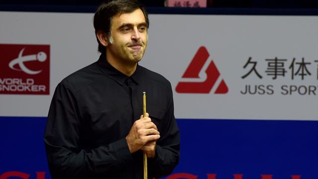 'He's still an absolute genius!' - O'Sullivan storms to whitewash in Shanghai