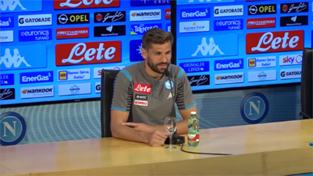 """Llorente: """"Ho scelto Napoli perché c'è Ancelotti. Scudetto? Preferisco la Champions"""""""