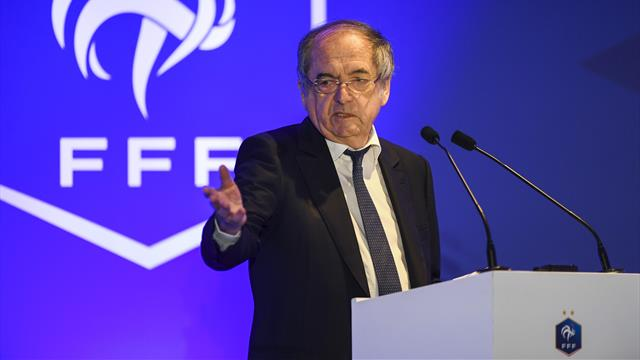 Stop games over racist chants - but not homophobic ones, says FFF president