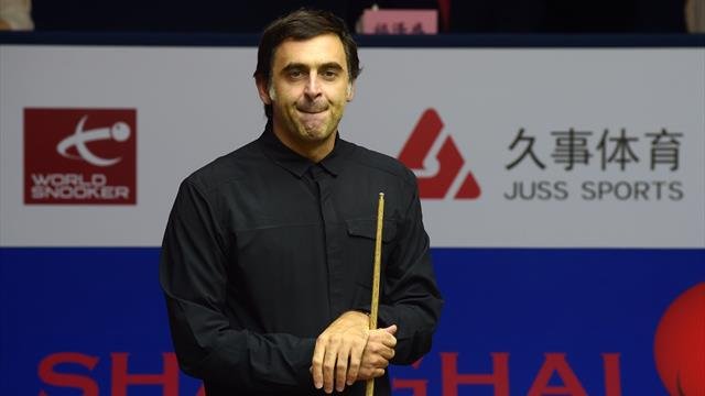 Vintage O'Sullivan cruises through to Shanghai quarters