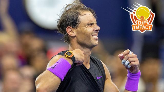 """Di Pasquale: """"Je ne pensais pas Nadal capable de finir l'année n°1"""""""