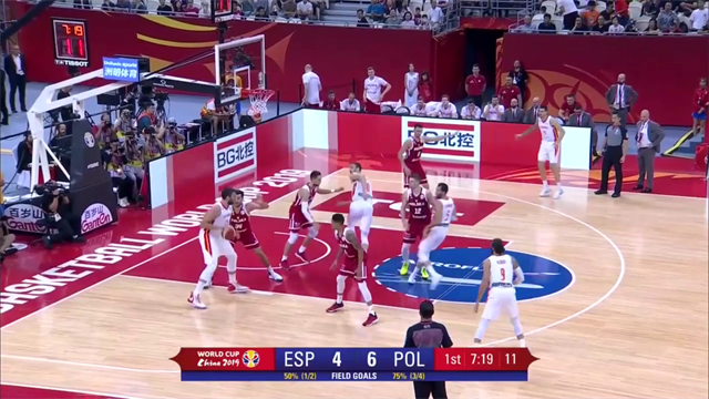 Spain power past Poland to reach FIBA World Cup semis